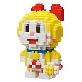 《 Nano Block 迷你積木 》【 哆啦 A 夢系列 】NBCC - 042 哆啦美 ╭★ JOYBUS玩具百貨