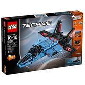 樂高積木 LEGO《 LT42066 》2017年 創意大師 Technic 系列 - 空中競技噴射機╭★ JOYBUS玩具百貨