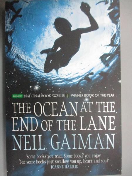 【書寶二手書T8/原文小說_HCF】The Ocean at the End of the Lane_Neil Gaiman