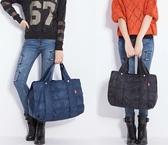 輕量媽媽包S號/空氣包/便當袋/待產包/肩背包/旅行包/上班手提包 附收納袋