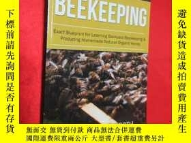 二手書博民逛書店Beekeeping:罕見Exact Blueprint for