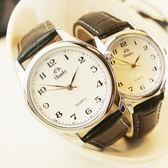 手錶男女石英錶防水時尚潮流皮帶情侶錶男女學生韓版簡約手錶 免運