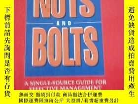 二手書博民逛書店罕見NUTS-AND-BOLTSY21714