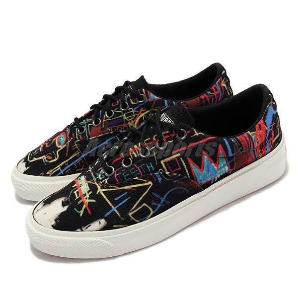 Converse x Jean-Michel Basquiat Skid Grip 聯名款 帆布鞋【ACS】 172584C