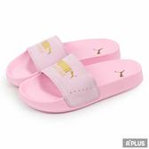 PUMA 女 LEADCAT SUEDE  拖鞋 - 36575811
