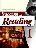 二手書博民逛書店 《Success With Reading 1(20K)》 R2Y ISBN:9789861840963│GregoryJohnBahlmann