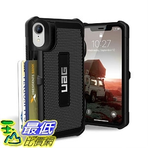 手機保護殼 URBAN ARMOR GEAR UAG iPhone XR [6.1-inch Screen] Trooper Feather-Light  B07H5V6SVT