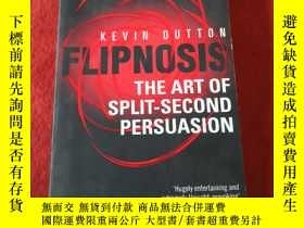 二手書博民逛書店Flipnosis:The罕見Art Of Split-Seco