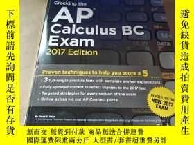 二手書博民逛書店Cracking罕見the AP Physics B Exam,