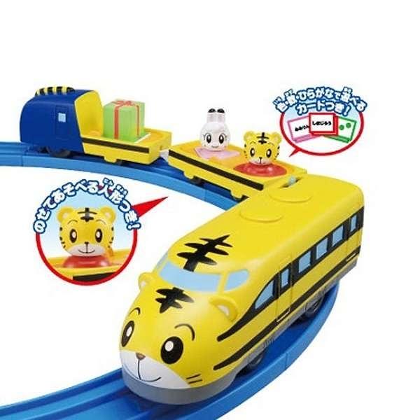 《 TAKARA TOMY 》 可愛巧虎 DoReMi 車站組╭★ JOYBUS玩具百貨