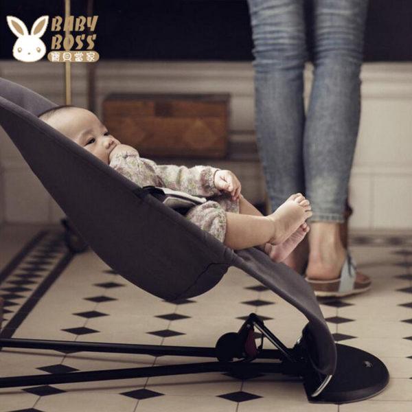 嬰兒安撫椅 搖搖椅  寶貝當家