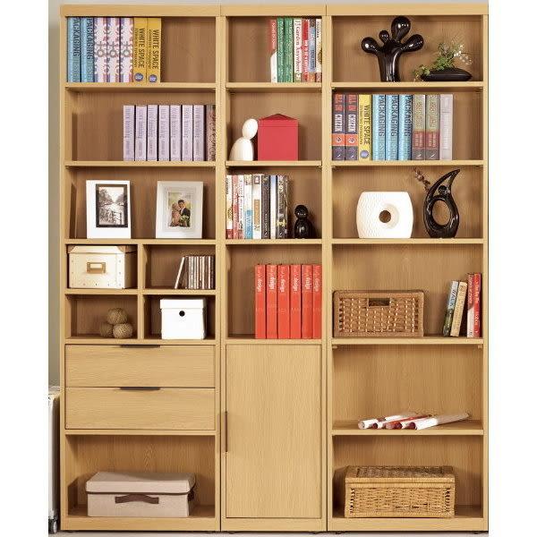書櫃 書櫥 MK-374-123 達拉斯5.3尺書櫥【大眾家居舘】