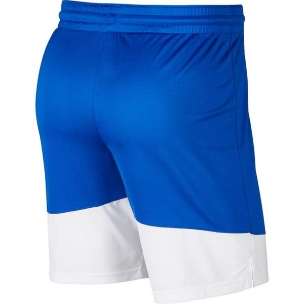 NIKE Dri-FIT 男裝 短褲 籃球 單面穿 針織 透氣 藍 白【運動世界】867768-494