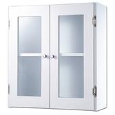 組合式雙門防水浴櫃
