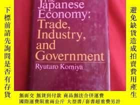 二手書博民逛書店THE罕見JAPANESE ECONOMY TRADE INDUSTRY AND GOVERNMENTY179