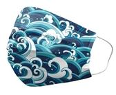 東洋風來囉【新品預購中】安博氏 善存 優美特 醫用平面口罩 東洋系列