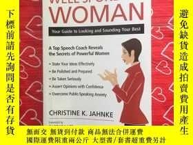 二手書博民逛書店The罕見Well-Spoken WomanY234641 Christine K. Jahnke Prome