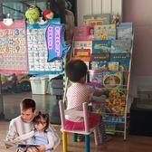 架兒童書架鐵藝寶寶書柜繪本架幼兒書報架6層簡易展示落地書架收納【全館88折~限時】