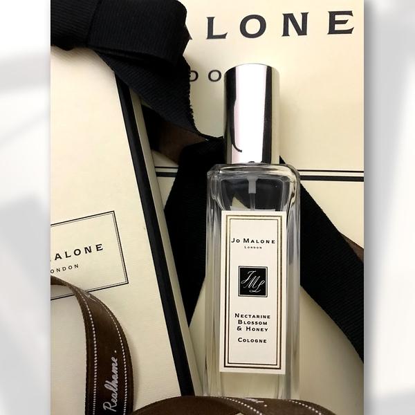 *禎的家* 英國香水 Jo Malone 香水 杏桃花與蜂蜜 30ml Nectarine Blossom & Honey