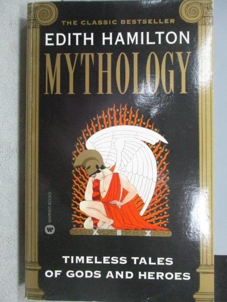 【書寶二手書T4/原文小說_MOA】Mythology_Edith Hamilton