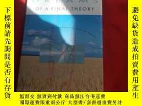 二手書博民逛書店Dreams罕見of a Final Theory, the Search for the Fundamental