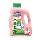 水晶肥皂液體500g-櫻花百合