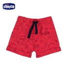 chicco-TO BE-城市恐龍反折短褲