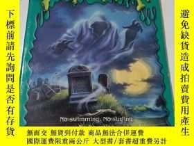 二手書博民逛書店ghost罕見beachY9212