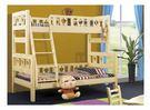 「首雅傢俬」可拆子母床 單人上下舖 上下床 三層床 功能床 兒童高低床