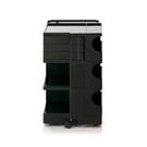 【預購】B-Line Boby Storage Trolly Mod.M H73.5cm 巴比 多層式系統 收納推車 - 高尺寸 (三抽屜收納) 黑色