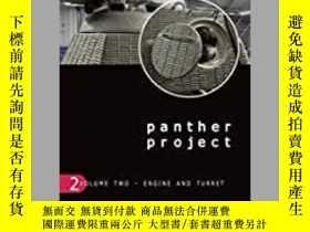 二手書博民逛書店Panther罕見Project Vol 2 (slight damage)-黑豹項目第二卷(輕微損壞)Y41