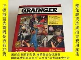 二手書博民逛書店GRAINGER罕見1997)Catalog NO.388Y13534 GRAINGER 1997)Catal