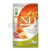 [寵樂子]《N&D法米納》天然糧南瓜無穀全齡犬-野豬蘋果7kg/小顆粒PD-5