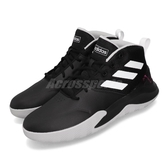 adidas 籃球鞋 Own The Game 黑 灰 男鞋 運動鞋 【PUMP306】 EE9644
