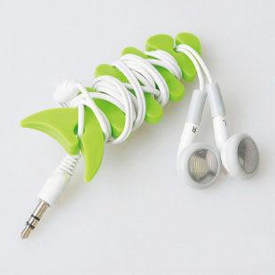 【世明國際】魚骨頭繞線器mp3集線器卷線器繞線器耳機魚骨繞線器耳機線收納器