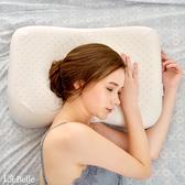 英國Abelia《仕女型天然透氣乳膠枕》一入