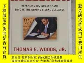 二手書博民逛書店Rollback罕見Thomas E. Woods ,Jr. 英語原版Y67893 Thomas E. Woo