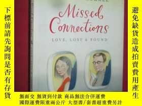 二手書博民逛書店Missed罕見Connections: Love, Lost