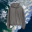 Levis Wellthread環境友善系列 女款 口袋帽T / 棉麻混紡工法 / 低加工保留布料原始質感