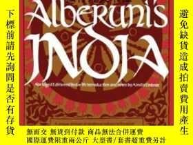 二手書博民逛書店【罕見】Alberuni s India (abridged) (norton Library)Y27248