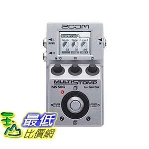 [東京直購] ZOOM MULTI STOMP 電吉他綜合效果器 1入 MS-50G