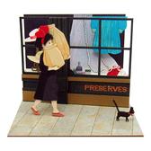 【拼圖總動員 PUZZLE STORY】  購物  紙模型/立體紙雕/SANKEI/宮崎駿/魔女宅急便