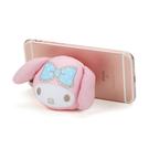 【震撼精品百貨】My Melody 美樂蒂~美樂蒂大臉造型手機吸盤立架玩偶