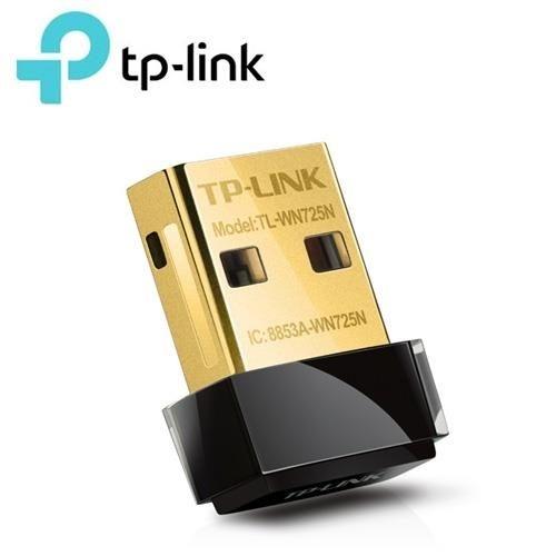 全新 TP-LINK TL-WN725N(US) 超微型 11N 150Mbps USB 無線網路卡