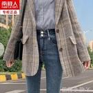 高腰牛仔褲女2020年新款秋冬季加厚加絨顯瘦黑色修身緊身小腳長褲 蘿莉新品