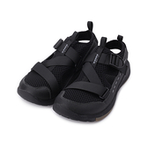 DIADORA 可調套式水陸鞋 黑 DA73168 男鞋