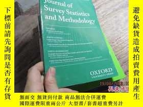 二手書博民逛書店journal罕見of survey statistics an