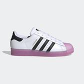 Adidas Superstar W [FW3554] 女鞋 運動 休閒 慢跑 貝殼 復古 低筒 經典 穿搭 愛迪達 白