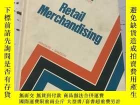 二手書博民逛書店Retail罕見MerchandisingY23470 WING