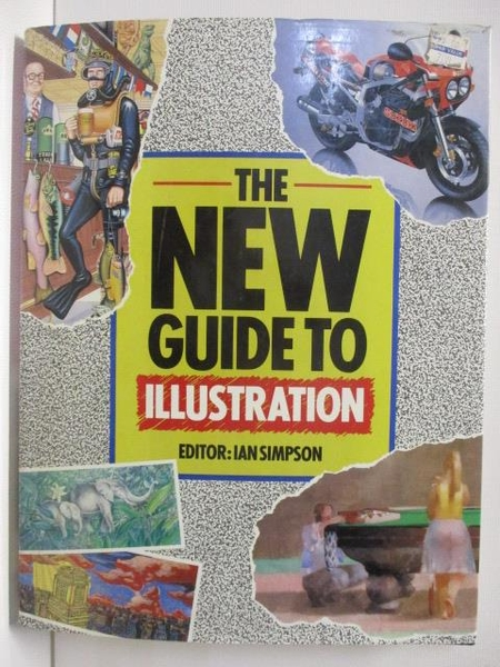 【書寶二手書T3/設計_J6Y】The New Guide to Illustration